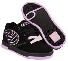 Heelys Propel 2 Black/Lilac - Size UK 5