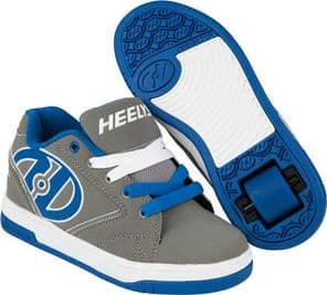 Heelys Propel 2.0 - Royal Blue/Grey - Size UK 2