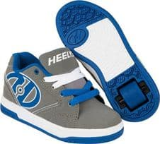 Heelys Propel 2.0 - Royal Blue/Grey - Size UK 3