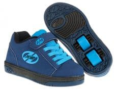 Heelys X2 Dual Up Navy/New Blue - Junior UK 12