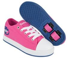 Heelys X2 Fresh Fuchsia/Navy - Size Junior UK 13