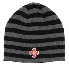 Independent Scorch Beanie Black/Charcoal OSFA