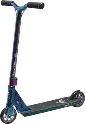 Longway Summit Mini 2K19 Pro Complete Scooter Full Neochrome