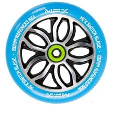 MFX R WILLY SWITCHBLADE SIG 120mm WHEEL - BLUE (single wheel)