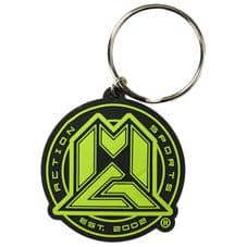 MGP RUBBER KEY RING FOB
