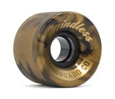 MINDLESS CRUISER WHEELS 60mm 83a Swirl Bronze (pack of 4)