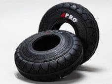 MINI ROCKER STREET PRO TYRES BLACK