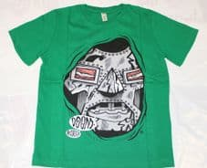 Rocker3 T-Shirt Doom Green Youth 9-10