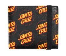 Santa Cruz Other Dot Wallet - Black