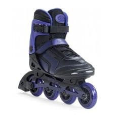 SFR AIR X PRO 80 INLINE SKATES - BLACKPURPLE