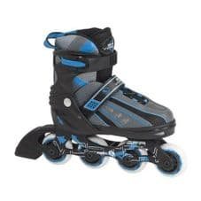 SFR Vortex Adjustable Inline Skates Blue