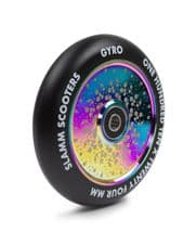 SLAMM NEOCHROME 110MM GYRO HOLLOW CORE WHEEL (single wheel)