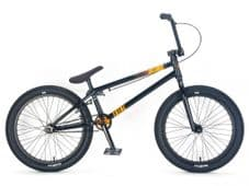 Total BMX Killabee Bike Black/ Orange Complete BMX 20""