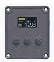 12/24V Dual Battery Voltage Monitor-0-852-00