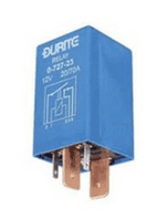 12V Double Contact Make/Break Relay - 70/20A     0-727-23