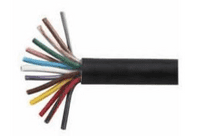 13 Core Thin-Wall PVC Trailer Cable - 12 x 1.5mm² and 1 x 2.5mm², 10m