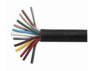 13 Core Thin-Wall PVC Trailer Cable - 12 x 1.5mm² and 1 x 2.5mm², 10meter