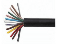 13 Core Thin-Wall PVC Trailer Cable - 8 x 1.5mm² and 5 x 2.5mm², 10meter