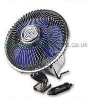 "150mm (6"") Fan 12 volt<BR>ALT/CP03312-06"