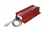 24V to 12V Voltage Converter with Auxiliary Output - Isolated 10A-0-578-60