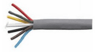 7 Core Thin-Wall PVC Trailer Cable - 6 x 1.5mm² and 1 x 2.5mm² x 30m