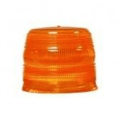 Amber Lens for Xenon and LED Beacons-4-445-90