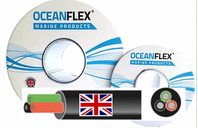 BRITISH MADE<BR>OCEANFLEX® **TINNED** <br>3 Core Cable<br>TINNED Copper cored cabling