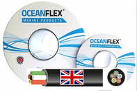 BRITISH MADE<BR>OCEANFLEX® **TINNED** <br>5 Core Cable<br>TINNED Copper cored cabling