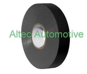 CERTOPLAST POLYESTER FABRIC **FLAME RESISTANT** SELF-ADHESIVE TAPE 19mm x 25mtrs <BR>ALT/CT525SE-09