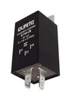 Delay On Timer Relay - 3.5 Seconds 12V-0-740-04