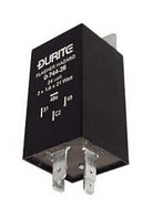 Delay On Timer Relay - 8 Seconds 12V-0-740-07