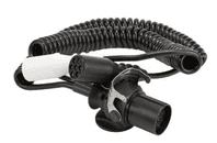 DURITE Retractable Adaptor Cable with 15 pin to 24N & 24S Sockets - 4 Metre 0-777-24