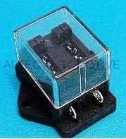 Fusebox 2 way with transparent lid  ALT/LFB02-09
