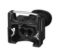 Junior Power Timer Female Connector - 2 Way-0-012-72<br><br>