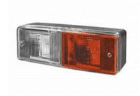 Lens for Front Side Lamp and Direction Indicator-0-311-99