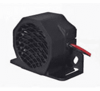 Multi-Frequency Back-up Alarm - 87dB(A) 12/24V-0-564-11