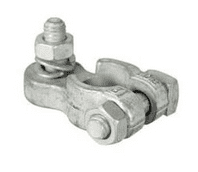 Negative Battery Terminals with Vertical 3/8 UNC Stud - AC Delco Battery Size-6-100-04