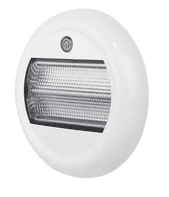 Roof Lamp Dome Touch LED White, IP67, ECE R10 - 12/24V-0-668-28