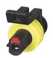 Superseal 1.50mm Female Receptacle Housing - 1 Way-3-011-61