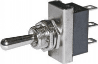 Toggle switch HEAVY DUTY FLASH/OFF/FLASH  25Amp  rated <br>ALT/SH36-02