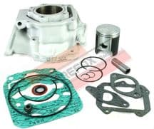 Aprilia AF1 / RS125 NEW Cylinder Kit Rotax 123 Inc Piston & Gaskets 1988 - 1996 - WOSSNER PISTON