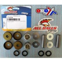 Arctic Cat 400 DVX 2004 - 2008  All Balls A-Arm Bearing and Seal Kit