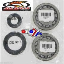Honda CR250 1992 - 1997 All Balls Crankshaft Bearing and Seal Kit