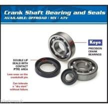 Honda CR60 1983 - 1984 All Balls Crankshaft Bearing and Seal Kit