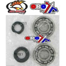 Honda CR80 1985 - 2007 All Balls Crankshaft Bearing and Seal Kit