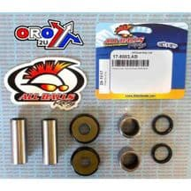 Honda CR80R 1986 - 1995 All Balls Swingarm Bearing and Seal Kit (1)