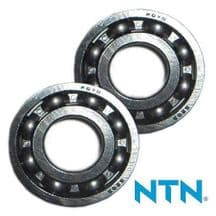 Honda CRF450 2002 - 2014 NTN Crankshaft Main Bearings