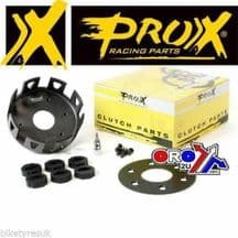Kawasaki KX100 1998 - 2017 Pro-X Clutch Basket Inc Rubbers Also KX80 KX85
