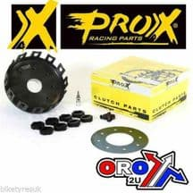 Kawasaki KX125 2003 - 2008 Pro-X Clutch Basket Inc Rubbers