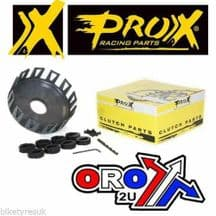 Kawasaki KX250 1990 - 1991 Pro-X Clutch Basket Inc Rubbers Also KX500